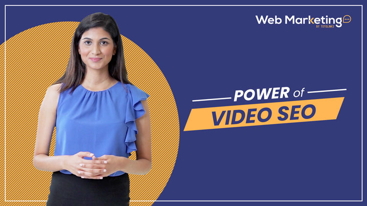 Power of Video SEO Blog Featured Image