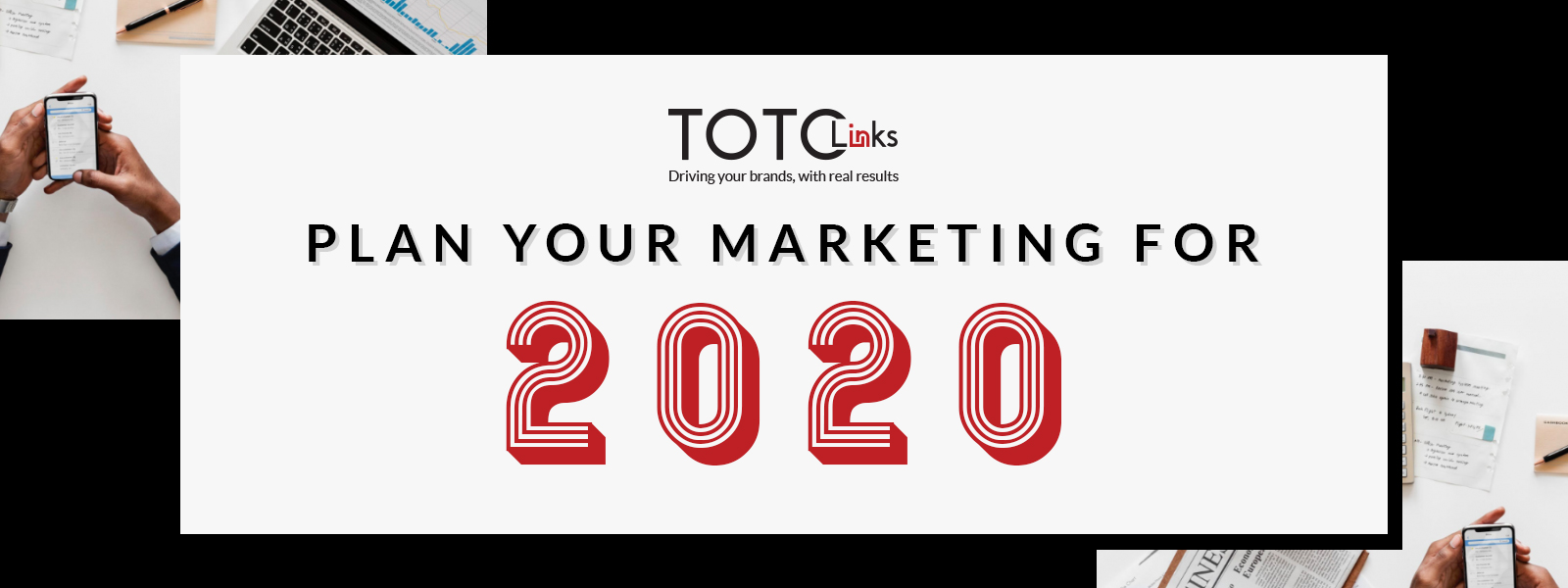 Plan Your Digital Marketing For Year 2020 Blog Featured Image